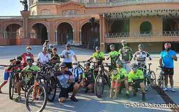 Ciclistas de Areal percorrem mais de 300km em romaria a santuário - Jornal O Dia