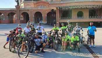 Ciclistas de Areal realizam a 10ª Bike Romaria - Portal GIRO