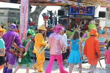 Luna Park Pauillac mercredi 9 juin 2021 - Unidivers