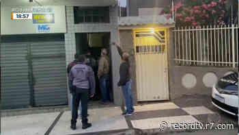 MP faz operação contra corrupção em Carmo, na Região Serrana do Rio - Record TV