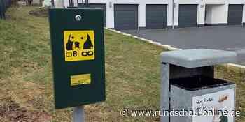 Kotbeutel für Hundehalter: Die neuen Abfalltüten in Burscheid sind leuchtend gelb - Kölnische Rundschau