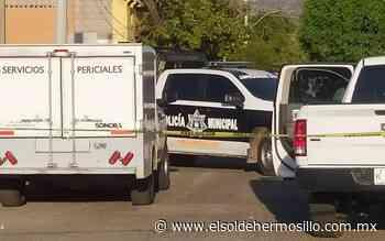Sujetos armados acribillan a empresario en Empalme - El Sol de Hermosillo