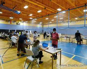 Vaccination in Laval schools relies on peer encouragement - Toronto Star