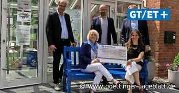 Inklusiver Campus Duderstadt - VR-Bank Mitte spendet für Mitmachcafé - Göttinger Tageblatt