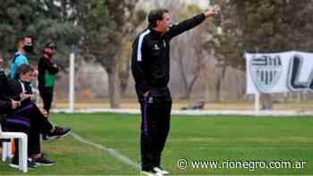 Raggio: 'Cipolletti sigue creciendo, ganamos un partido difícil' - Diario Río Negro
