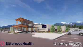 Groundbreaking for new Stevensville medical center expected this fall - Yahoo News