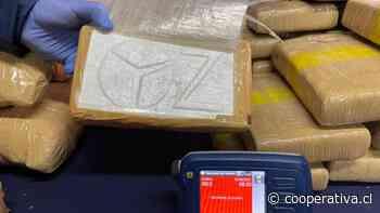 Organización cayó con 94 kilos de droga en Tarapacá - Cooperativa.cl