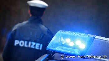 Trunkenheit im Straßenverkehr mit über 3 Promille! - Kreis Cochem-Zell - Rhein-Zeitung
