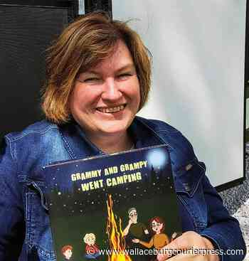 Camping mishaps make up Chatham author's third book - Wallaceburg Courier Press