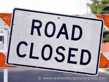 Section of Wellington Street West in Chatham closed until Oct. 8 - Wallaceburg Courier Press