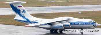 Russia's Volga-Dnepr Group commits to Krasnoyarsk hub - ch-aviation