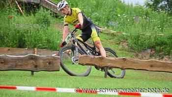 Mountainbike - Tobias Steinhart fährt in die Top Ten - Schwarzwälder Bote