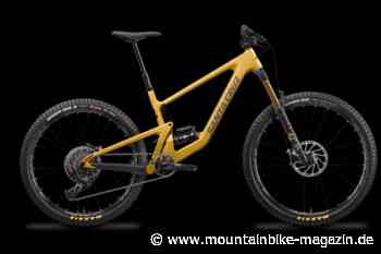 Generation 4 des Santa Cruz Bronson vorgestellt. | mountainbike-magazin.de - MountainBIKE Magazin