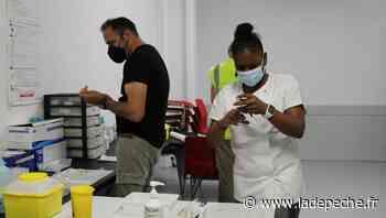 Cinq cents doses/jour au vaccinodrome de Colomiers - ladepeche.fr
