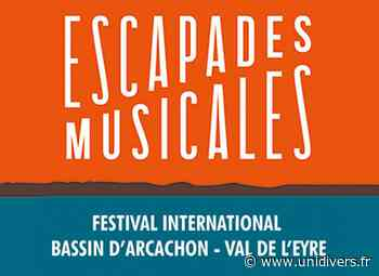 Les Escapades Musicales Biganos jeudi 17 juin 2021 - Unidivers