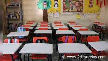 Escuelas particulares de Cuernavaca comenzarán programa piloto de regreso a clases presenciales - 24 Morelos