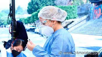 Podría iniciar vacunación de 40 a 49 años en Cuernavaca - 24 Morelos