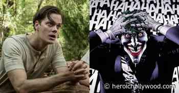 See Bill Skarsgard As Joker In Robert Pattinson's 'The Batman' Universe - Heroic Hollywood