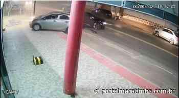 Motorista que causou acidente em Guarapari apresentava sinais de embriaguez - Portal Maratimba