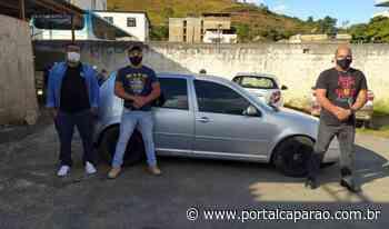 Na praia: Polícia Civil apreende carro de Manhuaçu em Guarapari - Portal Caparaó