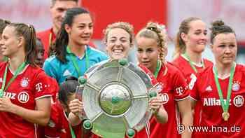 Fußballerin Carolin Simon aus Baunatal holt mit Bayern München die Meisterschaft - HNA.de