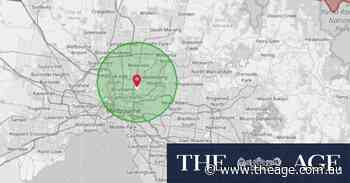 What's within 25km of your home in Melbourne?