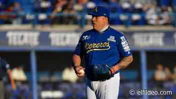 Así fue la más reciente salida de Bartolo Colón en la Liga Mexicana - El Fildeo