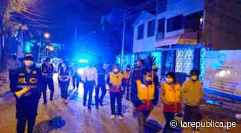 Municipalidad de Chiclayo reforzó patrullajes nocturnos para mejorar seguridad ciudadana LRND - LaRepública.pe