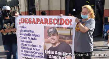 Félix, de 19 años, desapareció tras llegar a Hermosillo proveniente de Empalme; familiares lo buscan - Proyecto Puente