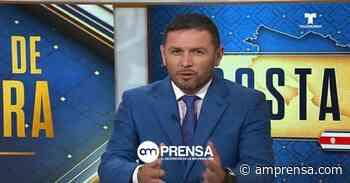 """Fonseca: """"Prefiero quedarme con Rónald González hoy, aunque me critiquen"""" - amprensa.com"""