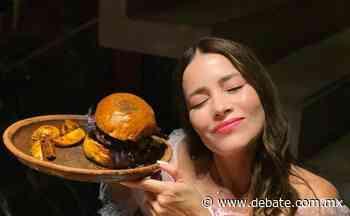 Adriana Fonseca como pocas veces se deja ver en lencería roja - Debate