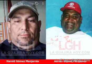 Sicarios en moto asesinan a dos hermanos en Fonseca, uno cumpliría año mañana - La Guajira Hoy.com