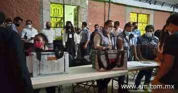 Elecciones Dolores Hidalgo 2021: Llegan las primeras boletas al Consejo Electoral - Periódico AM