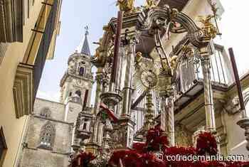 El domingo, Corpus de Minerva, en San Miguel - Cofrademanía