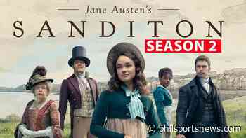 Sanditon Season 2: Theo James Not Returning - Phil Sports News
