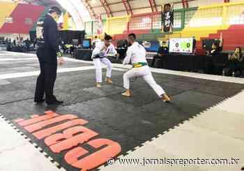SP Embu das Artes: Torneio de Jiu-Jitsu arrecada alimentos para famílias embuenses - Jornal SP Repórter News