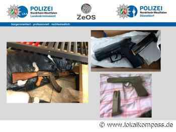 Schlag der Staatsanwaltschaft, der Polizei und des Landeskriminalamtes gegen die Clankriminalität - Lokalkompass.de