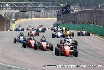Bruno Leme segue na liderança da Fórmula 1.600 - jornaldepiracicaba.com.br
