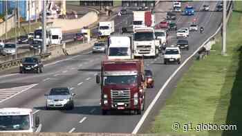 'Estrada Viva' oferece atendimento de saúde gratuito para caminhoneiros em Leme - G1