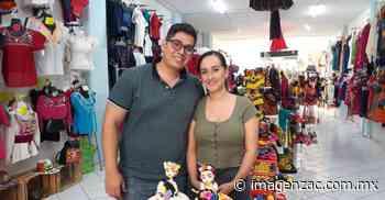 Melissa y Lalo ofrecen lo mejor de Jalpa en ropa y dulces - Imagen de Zacatecas, el periódico de los zacatecanos
