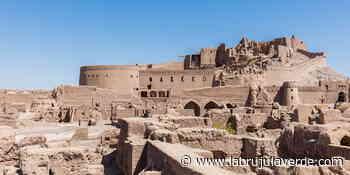 La ciudadela de Bam en Irán, la mayor edificación del mundo hecha con barro y adobe - La Brujula Verde