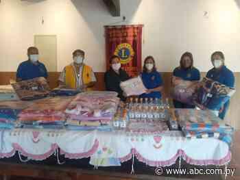 Club de Leones entregó donaciones al Hospital de San Ignacio - Nacionales - ABC Color