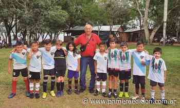 Llora la pelota en San Ignacio por la muerte de Mario Oilher - Primera Edicion