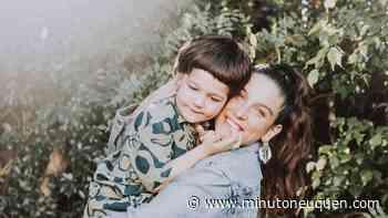 """""""Quiero que salgas, Beli"""": Toribio, el hijo de Juana Repetto, y una dedicatoria para su hermanito - Minuto Neuquen"""