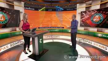 'Incredible' – Mats Wilander on Stefanos Tsitsipas change that led to John Isner win - Eurosport.com