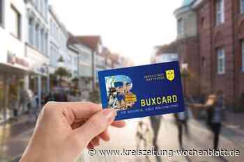 Mit der Buxcard die regionale Kaufkraft stärken: Buxtehude bekommt eine eigene Währung - Buxtehude - Kreiszeitung Wochenblatt
