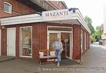 Mode mit Lebensfreude: Das Mazanti in Buxtehude bietet tolle Mode, eine ehrliche Beratung und viel gute Laune - Buxtehude - Kreiszeitung Wochenblatt