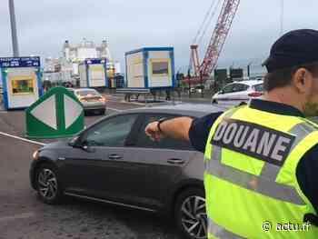 Trafic de clandestins entre Ouistreham et l'Angleterre : une ancienne policière condamnée - actu.fr