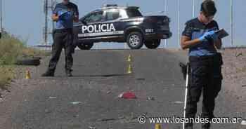 Un conductor muerto tras un choque frontal en San Rafael - Los Andes (Mendoza)