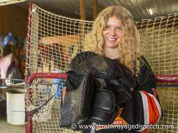Sting goalie becomes first female OHL draft pick - Strathroy Age Dispatch